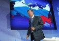 Виктор Зубков выступил на VI Общероссийском медиафоруме Единой России