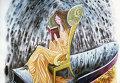Иллюстрация к пьесе А.П. Чехова Три сестры