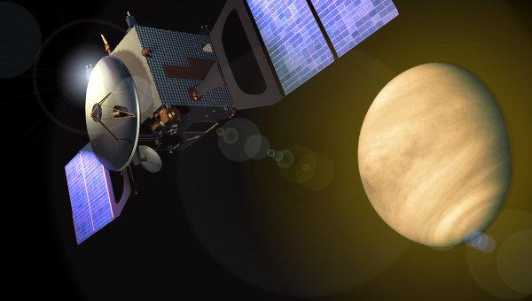 Европейский зонд Венера-Экспресс (Venus Express)