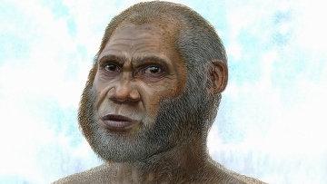 Человек из пещеры Красных Оленей