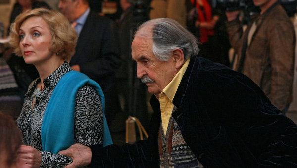 Сценарист, литератор и художник Тонино Гуэрра