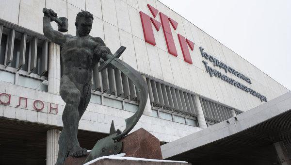 Здание ГТГ на Крымском валу. Архивное фото