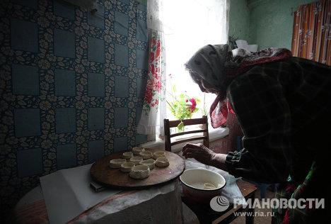 Фольклорный коллектив Бурановские бабушки