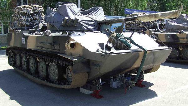 Танк БМД-4М. Архив