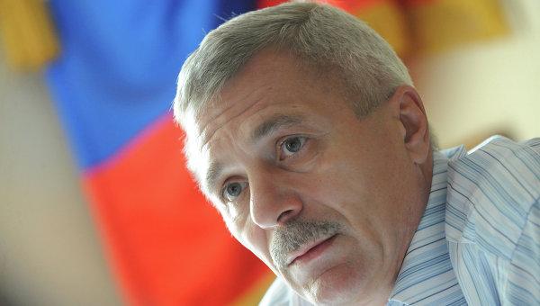 Начальник управления собственной безопасности МВД РФ Юрий Драгунцов. Архив
