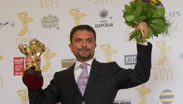Вручения премии ТЭФИ-2011 - Лица