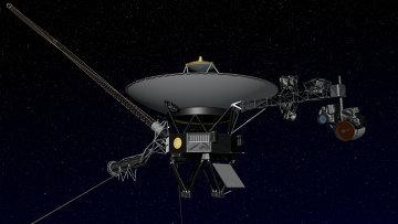 Межпланетный зонд Вояджер-1