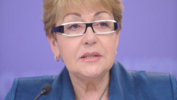 Элеонора Митрофанова, архивное фото