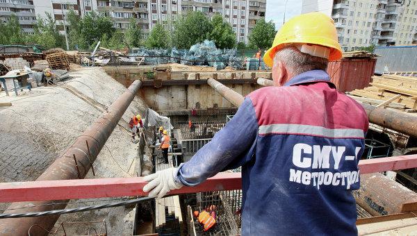 Задержка зарплаты в мосметрострое 2017 год был подземный