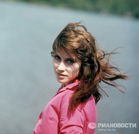 Киноактриса Ирина Мирошниченко