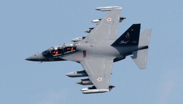 Як-130. Архивное фото