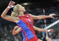 ОИ - 2012. Волейбол. Женщины. Матч сборных Алжира и России