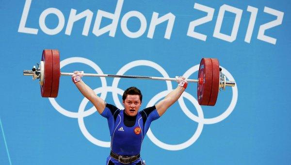 Российских тяжелоатлетов с Олимпиады 2012 года уличили в допинге