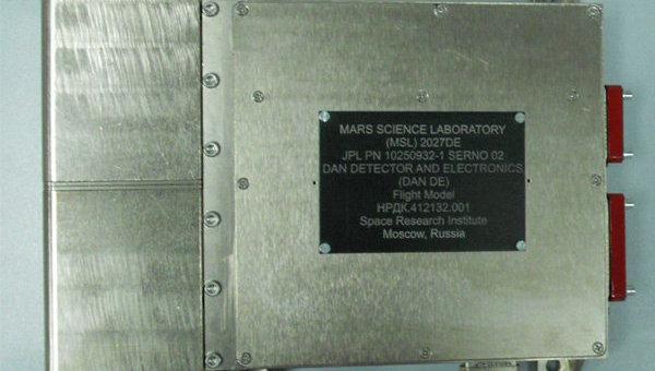 Нейтронный детектор ДАН