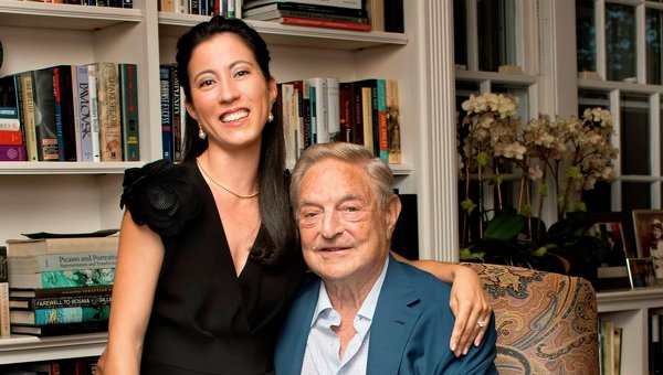 Миллиардер Джордж Сорос объявил о помолвке с Тамико Болтон