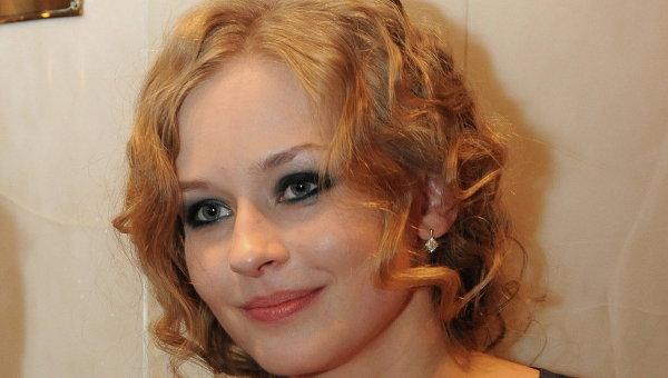 Юлия Пересильд. Архивное фото