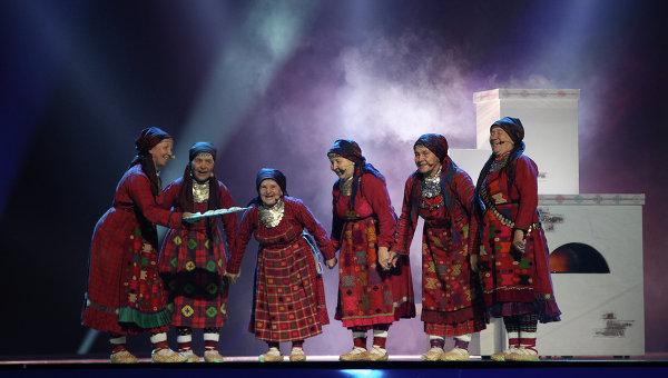 Генеральная репетиция перед финалом конкурса Евровидение 2012