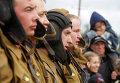 Танковое шоу, посвященное празднованию Дня танкиста