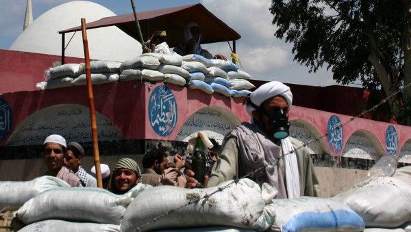 Афганские радикалы
