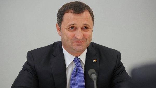 Бывший премьер-министр Республики Молдова Владимир Филат