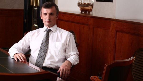 Генеральный директор ОАО «Адмиралтейские верфи» Александр Бузаков