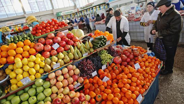 Работа Шарташского рынка в Екатеринбурге