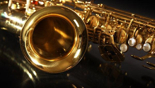 Саксофон. Архивное фото