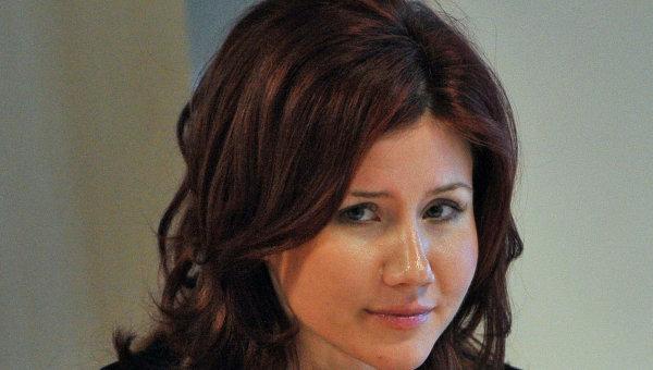 Анна Чапман - одна из выдворенных из США российских разведчиков. Архив