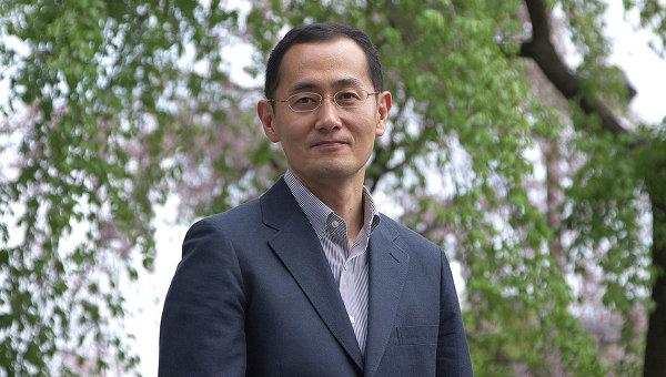 Японский ученый Синья Яманака