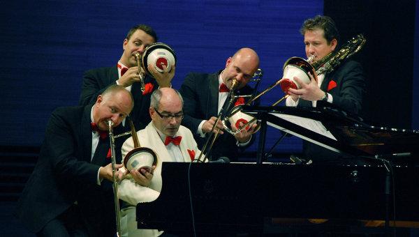 Концерт Оркестра Гленна Миллера, архивное фото