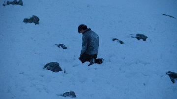 Кадр из фильма Тайна перевала Дятлова. Архивное фото