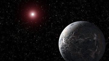 Экзопланета, архивное фото