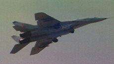 Самолет, похожий на птицу. Архивные кадры к юбилею первого полета МиГ-29