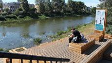 В Вологде появились арт-скамейки для выражения активностей