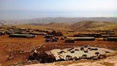 Западный берег реки Иордан. Архивное фото