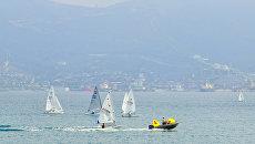 Новоросийск яхты спорт регата чемпионат