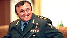 Архивные кадры с бывшим министром обороны России Павлом Грачевым