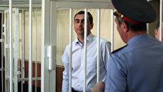 Бывший вице-мэр Новосибирска Александр Солодкин-младший