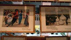 Вологодские студенты представили фото-поэтическую выставку о родном городе