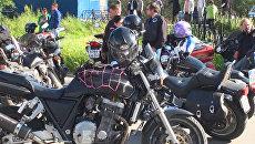 Отсутствие гламура и железные кони на байк-фестивале Arctic Riders