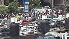 Блэкаут в Индии: потухшие светофоры, пробки и неработающее метро
