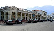 Гостиный двор в Ярославле. Архивное фото