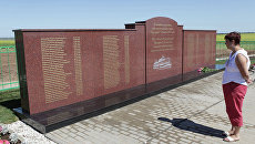 Мемориала в память о погибших на теплоходе Булгария. Архивное фото