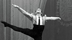 Солист балета Марис Лиепа «Дон Кихот». Архив