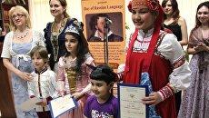 День русского языка в Нью-Дели отметили Пушкинским карнавалом