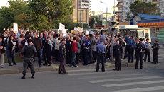 Жители Восточного Дегунина протестуют против точечной застройки
