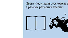 Итоги Фестиваля русского языка в разных регионах России