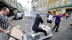 Арт-проект Кочевой музей современного искусства