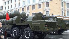 ЗРК Оса, С-300 и Бессмертный полк стали участниками военных парадов