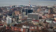 Владивосток, архивное фото